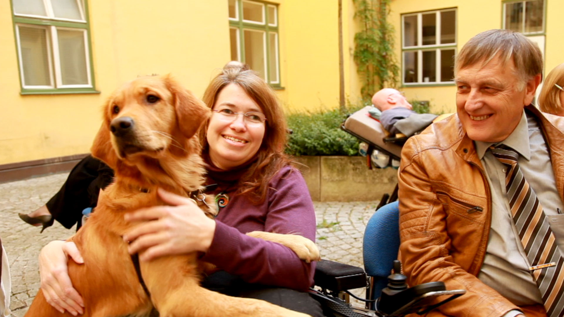 Documentary of the 40 Year Anniversary of the Disabled Persons Council in Munich