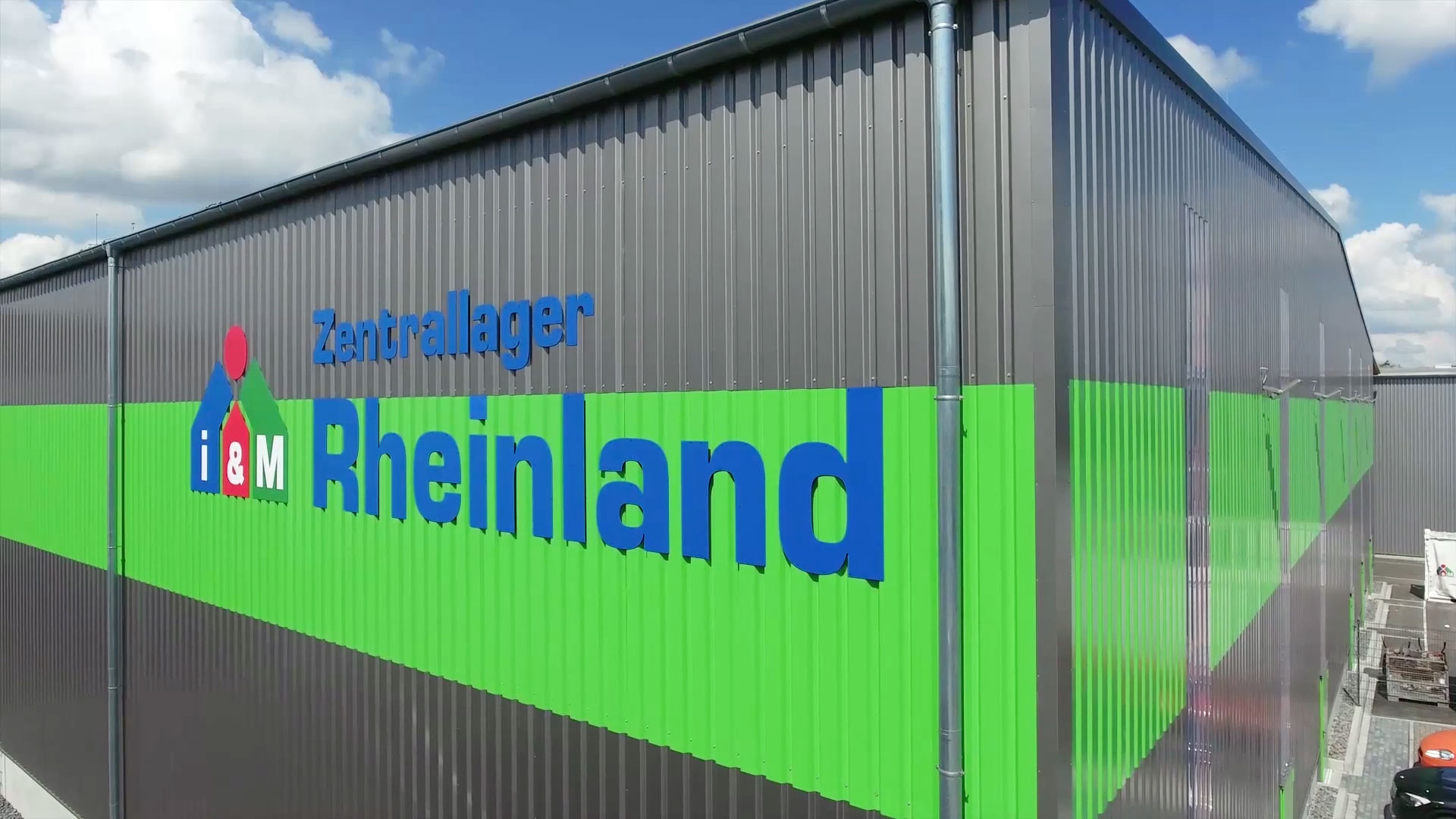 Event documentary of the 40 year anniversary event of Zentrallager Rheinland.